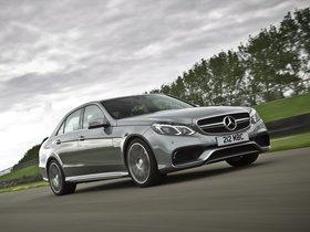 Ver foto 4 de Mercedes Clase E 63 AMG W212 UK 2013