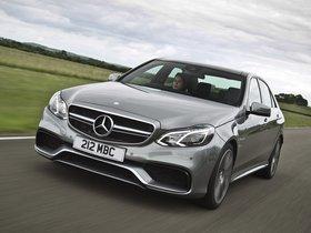 Ver foto 3 de Mercedes Clase E 63 AMG W212 UK 2013