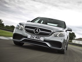 Fotos de Mercedes Clase E 63 AMG W212 UK 2013