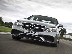Ver foto 1 de Mercedes Clase E 63 AMG W212 UK 2013