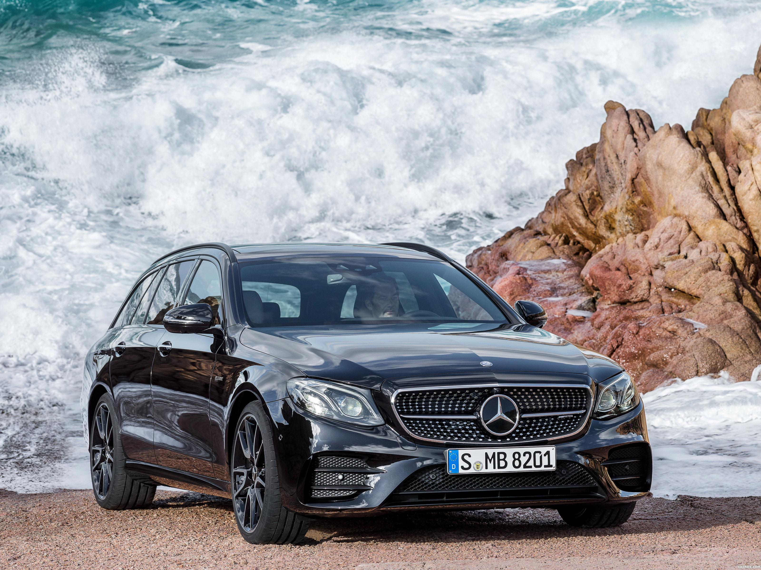 Foto 0 de Mercedes AMG E43 4MATIC Estate 2016