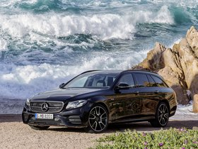 Ver foto 7 de Mercedes AMG E43 4MATIC Estate 2016