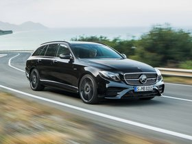 Ver foto 6 de Mercedes AMG E43 4MATIC Estate 2016