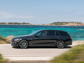Ver foto 4 de Mercedes AMG E43 4MATIC Estate 2016