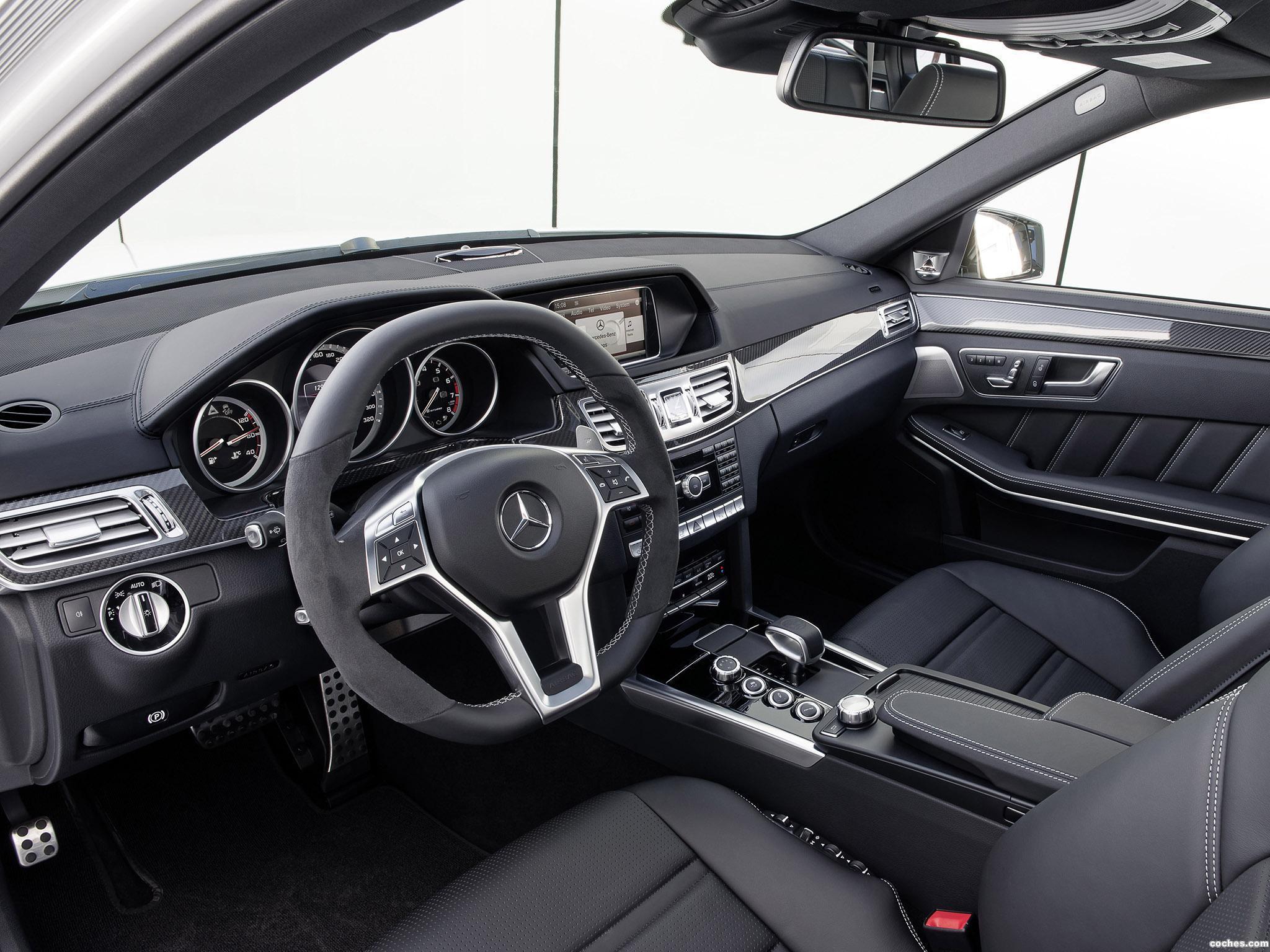 Foto 13 de Mercedes Clase E Estate 63 AMG S212 2013