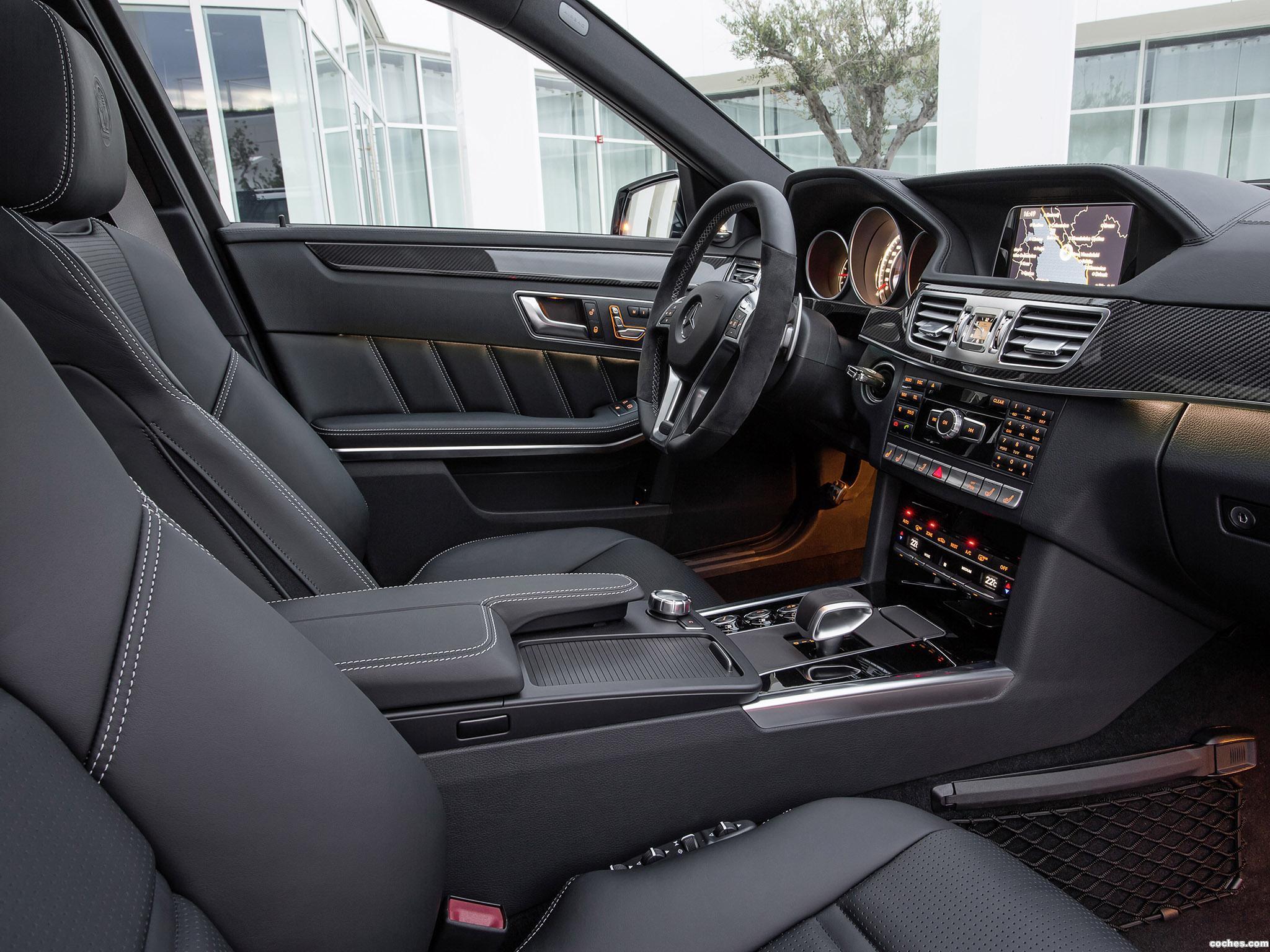 Foto 12 de Mercedes Clase E Estate 63 AMG S212 2013