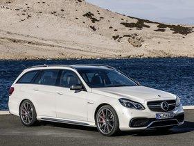 Ver foto 5 de Mercedes Clase E Estate 63 AMG S212 2013