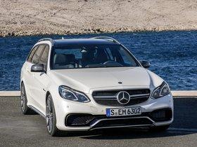 Ver foto 4 de Mercedes Clase E Estate 63 AMG S212 2013