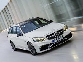 Ver foto 3 de Mercedes Clase E Estate 63 AMG S212 2013