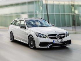 Ver foto 2 de Mercedes Clase E Estate 63 AMG S212 2013