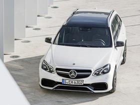 Ver foto 7 de Mercedes Clase E Estate 63 AMG S212 2013