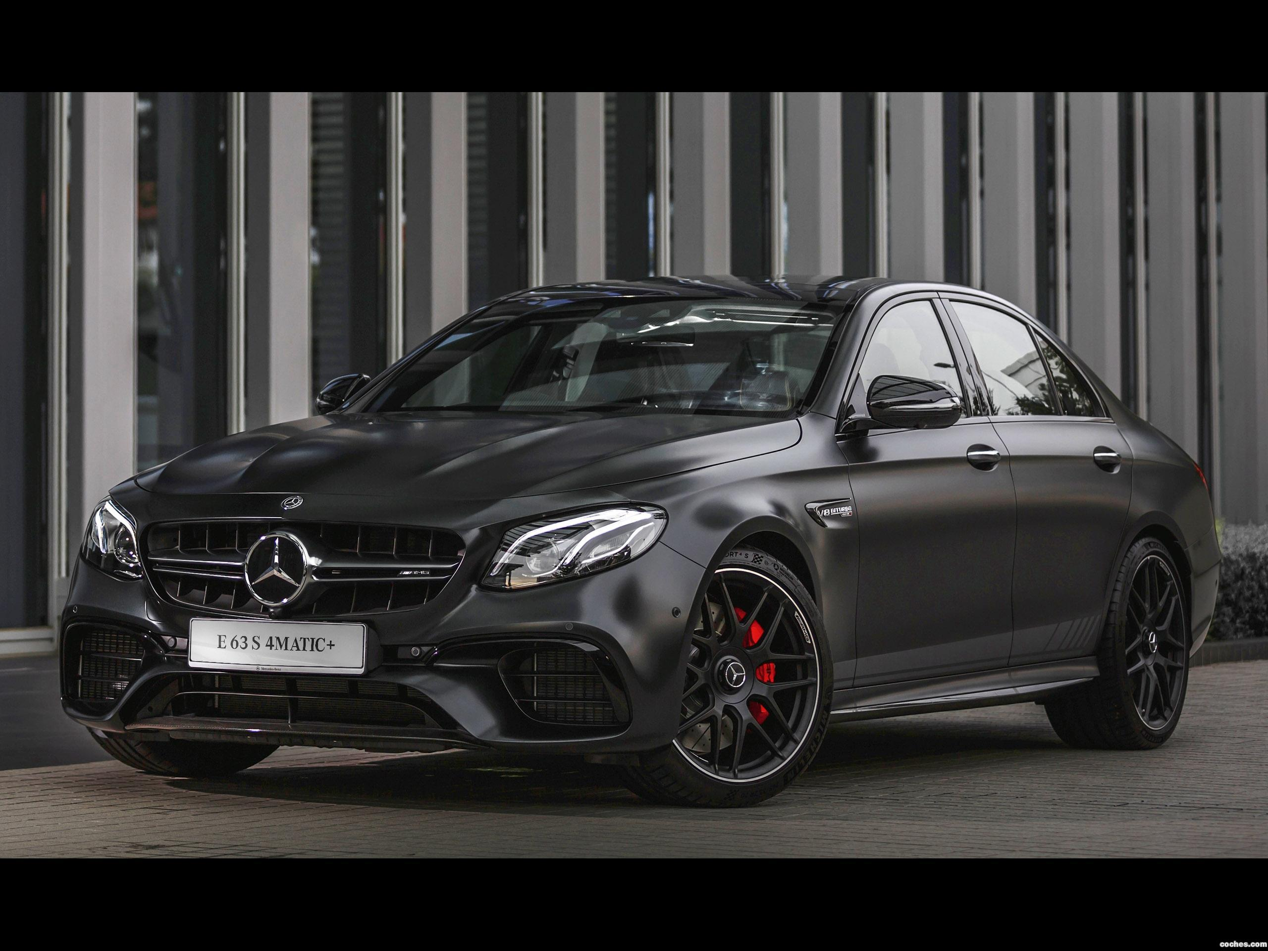 Foto 0 de Mercedes AMG E63 S 4MATIC Edition 1 W213 2017