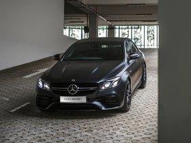 Ver foto 10 de Mercedes AMG E63 S 4MATIC Edition 1 W213 2017