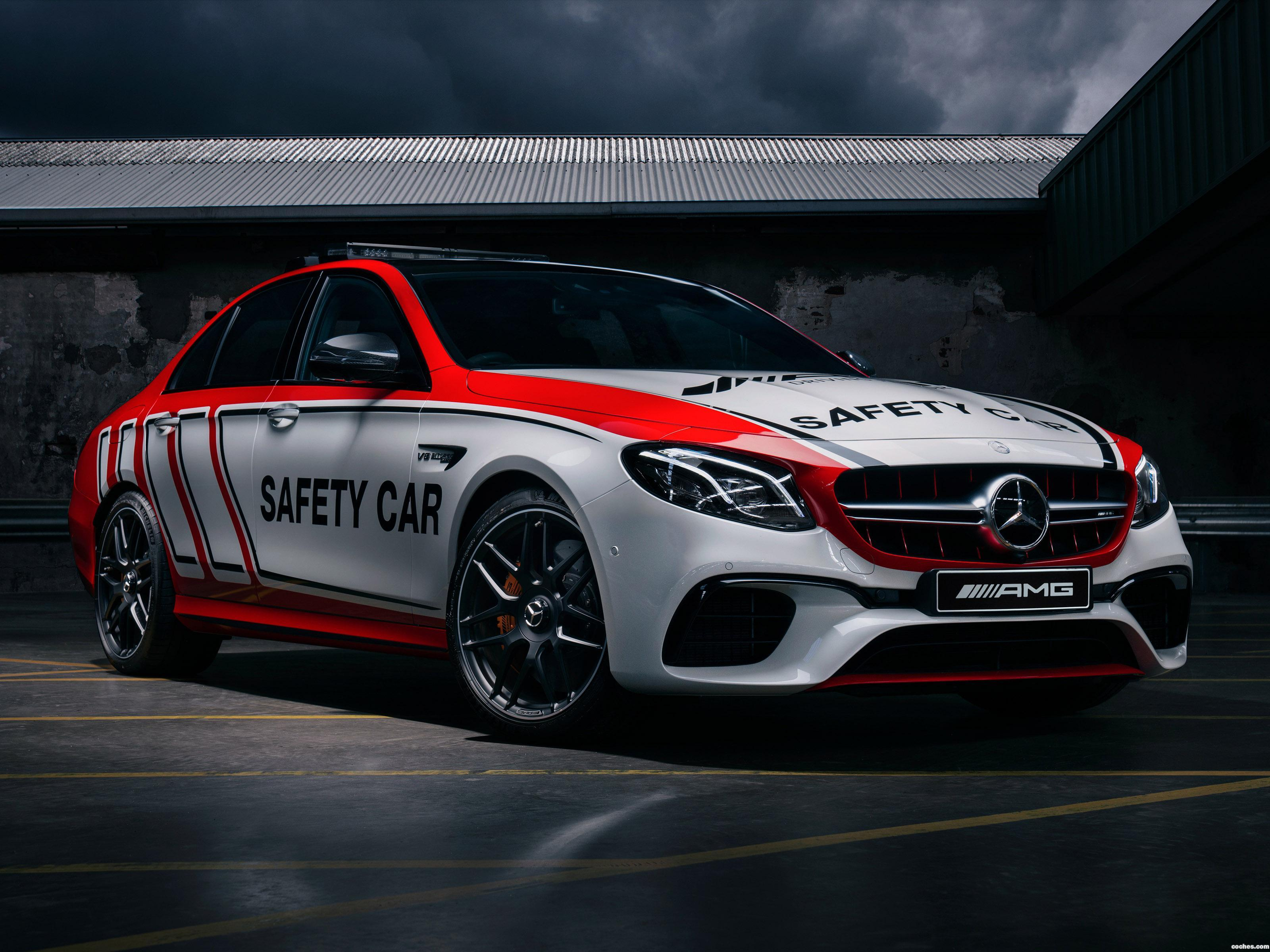 Foto 0 de Mercedes-AMG E63 S 4Matic Safety Car 2018