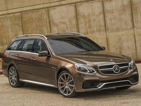 Ver foto 1 de Mercedes AMG Clase E E63 S S212 2013