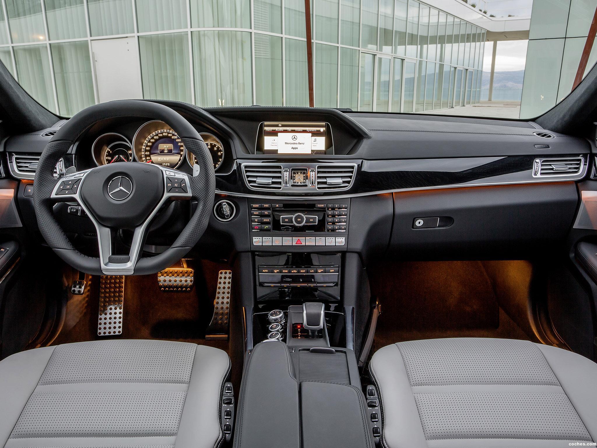 Foto 10 de Mercedes Clase E 63 AMG W212 2013