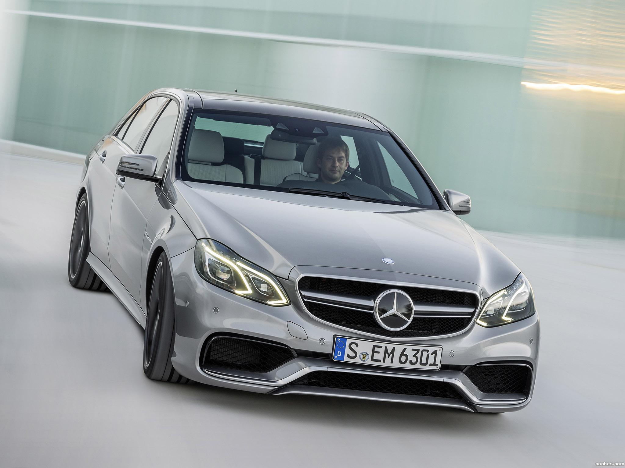 Foto 1 de Mercedes Clase E 63 AMG W212 2013