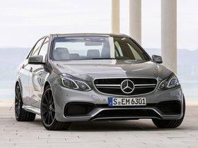 Fotos de Mercedes Clase E 63 AMG W212 2013