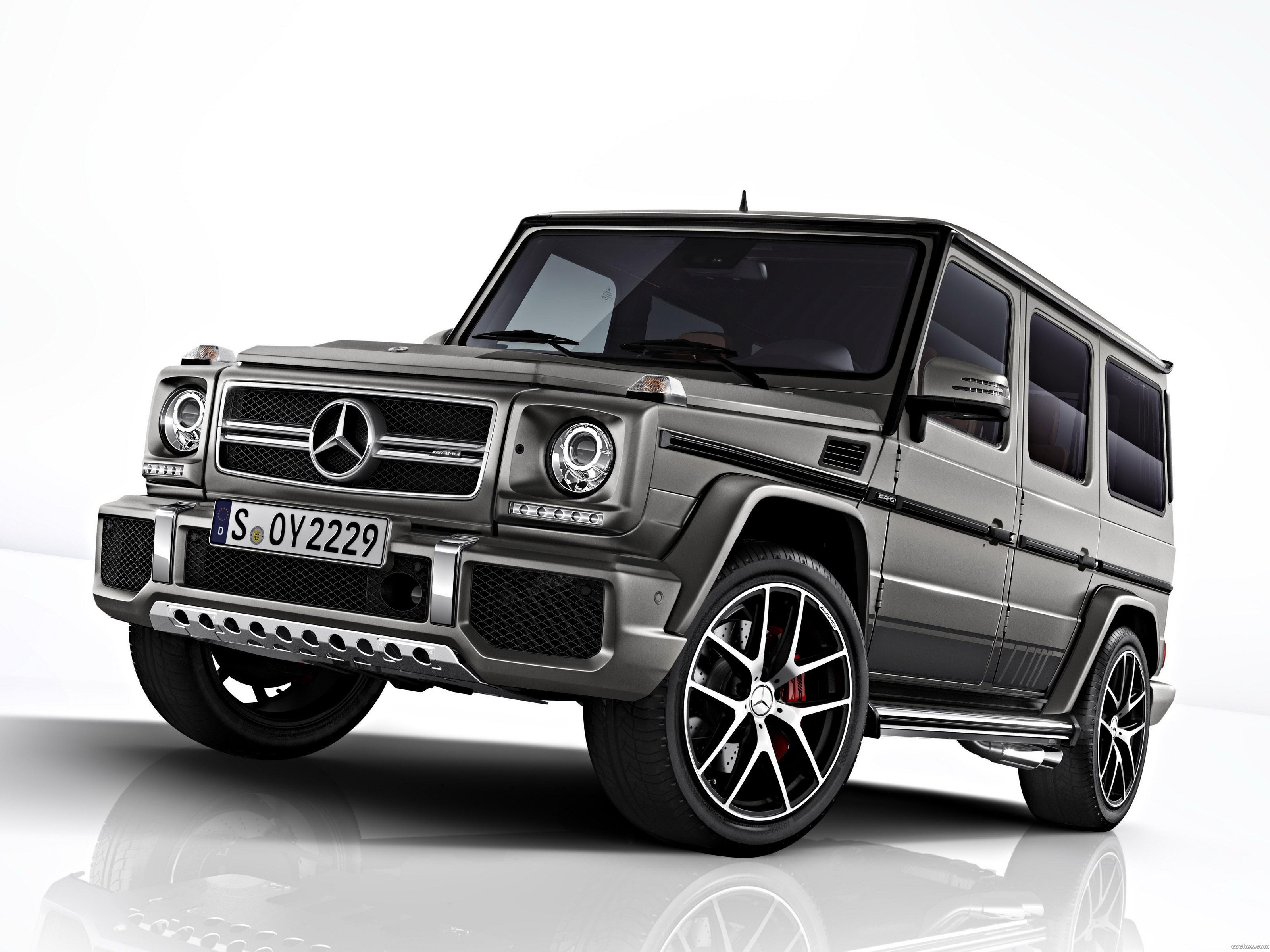 Foto 0 de Mercedes AMG G 63 Exclusive Edition W463 2017