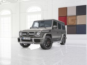 Ver foto 4 de Mercedes AMG G 63 Exclusive Edition W463 2017