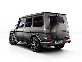 Ver foto 3 de Mercedes AMG G 63 Exclusive Edition W463 2017
