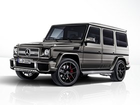 Ver foto 2 de Mercedes AMG G 63 Exclusive Edition W463 2017