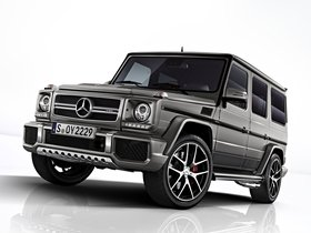 Ver foto 1 de Mercedes AMG G 63 Exclusive Edition W463 2017