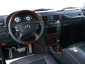 Ver foto 7 de Mercedes Clase G AMG G55 Kompressor Mastermind W463 2012
