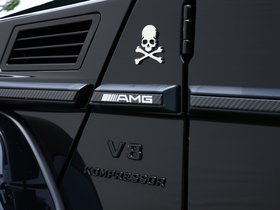 Ver foto 5 de Mercedes Clase G AMG G55 Kompressor Mastermind W463 2012