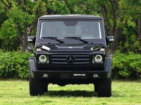 Ver foto 3 de Mercedes Clase G AMG G55 Kompressor Mastermind W463 2012