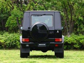 Ver foto 2 de Mercedes Clase G AMG G55 Kompressor Mastermind W463 2012