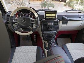 Ver foto 14 de Mercedes Clase G AMG G63 6x6 V8 Biturbo W463 2013