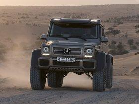 Ver foto 32 de Mercedes Clase G AMG G63 6x6 V8 Biturbo W463 2013