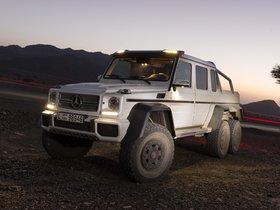 Ver foto 22 de Mercedes Clase G AMG G63 6x6 V8 Biturbo W463 2013