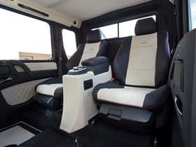 Ver foto 7 de Mercedes Clase G AMG G63 6x6 V8 Biturbo W463 2013