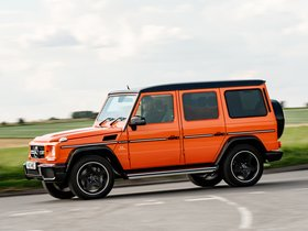 Ver foto 29 de Mercedes AMG G63 Colour Edition W463 UK 2016