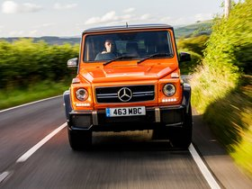 Ver foto 28 de Mercedes AMG G63 Colour Edition W463 UK 2016