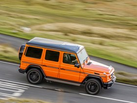 Ver foto 27 de Mercedes AMG G63 Colour Edition W463 UK 2016