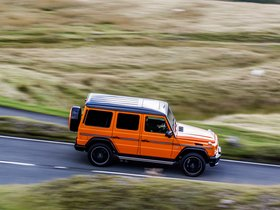 Ver foto 25 de Mercedes AMG G63 Colour Edition W463 UK 2016