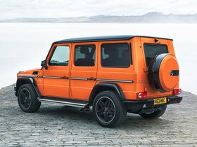 Ver foto 21 de Mercedes AMG G63 Colour Edition W463 UK 2016