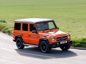 Ver foto 17 de Mercedes AMG G63 Colour Edition W463 UK 2016