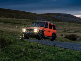 Ver foto 11 de Mercedes AMG G63 Colour Edition W463 UK 2016