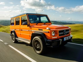 Ver foto 7 de Mercedes AMG G63 Colour Edition W463 UK 2016