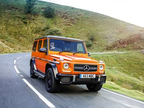 Ver foto 6 de Mercedes AMG G63 Colour Edition W463 UK 2016