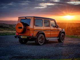 Ver foto 5 de Mercedes AMG G63 Colour Edition W463 UK 2016
