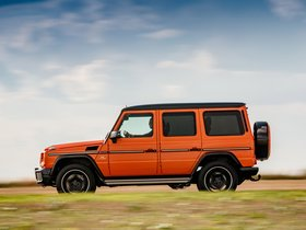 Ver foto 4 de Mercedes AMG G63 Colour Edition W463 UK 2016