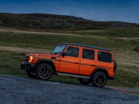 Ver foto 3 de Mercedes AMG G63 Colour Edition W463 UK 2016