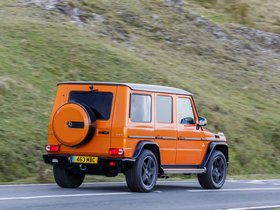 Ver foto 2 de Mercedes AMG G63 Colour Edition W463 UK 2016