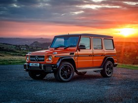 Ver foto 1 de Mercedes AMG G63 Colour Edition W463 UK 2016