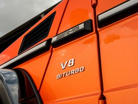 Ver foto 36 de Mercedes AMG G63 Colour Edition W463 UK 2016